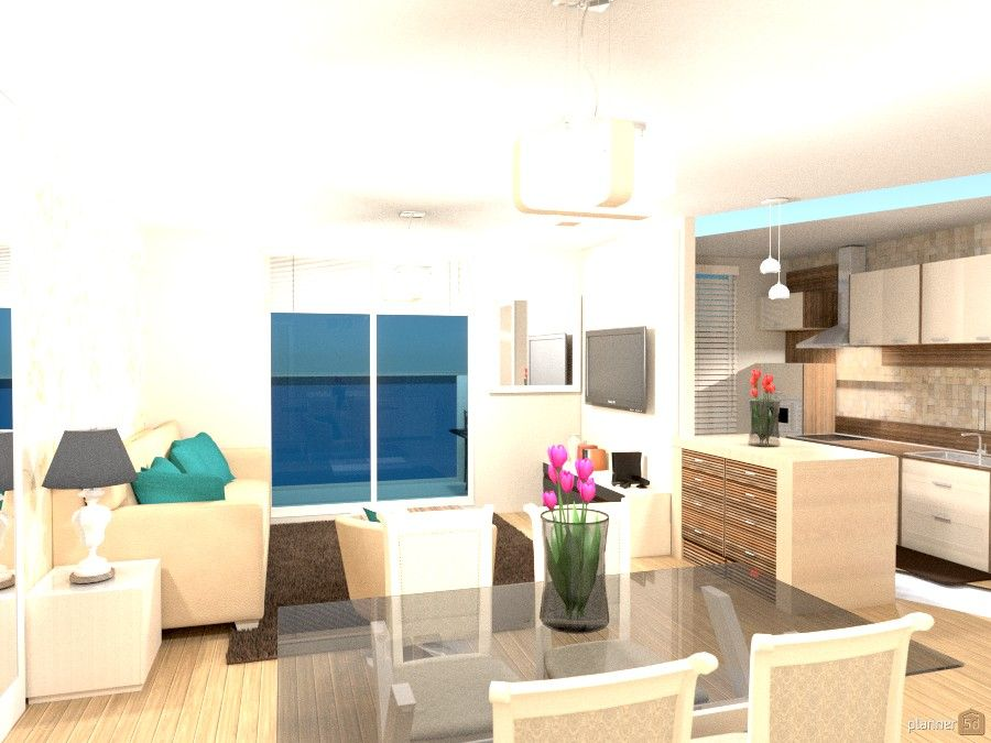 Planner 5d screenshot apartment with living room and for Kitchen design 5d