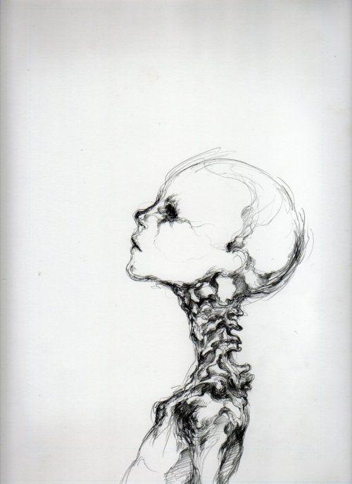Pin morganreidy a r t pinterest drawings for Weird drawing ideas