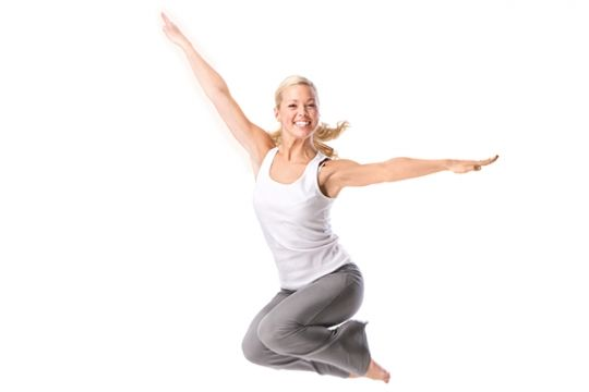 #Rebounding gives you a unique advantage that traditional #exercising does not; find out what it is.   --Inspire Health Magazine