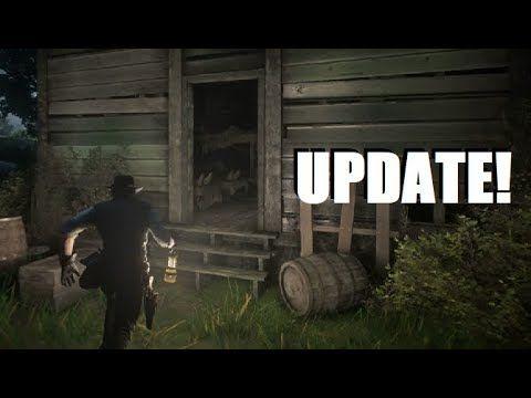 Red Dead Redemption 2 Two hidden UFOs have been found