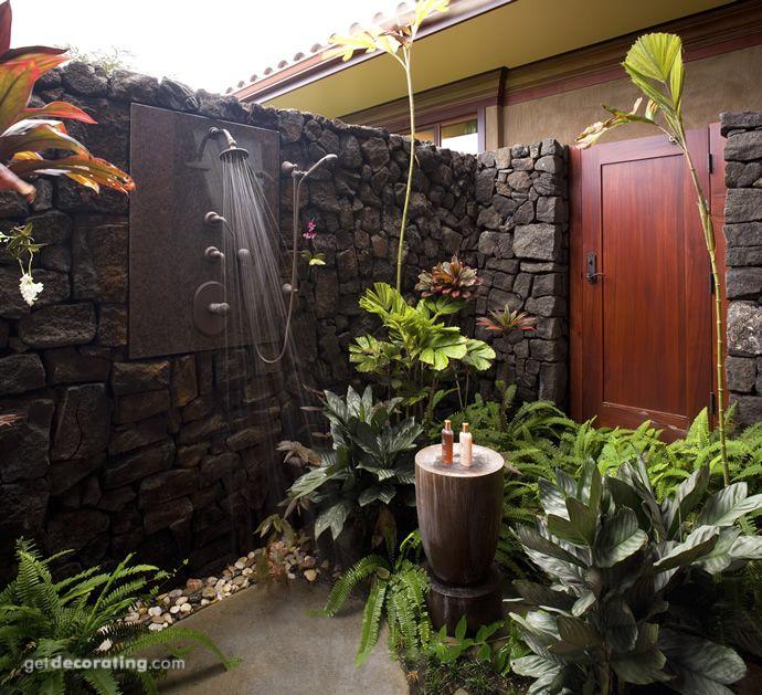 Cercos para patio ideas para cercos muros dise o de for Decoracion de paredes exteriores patios