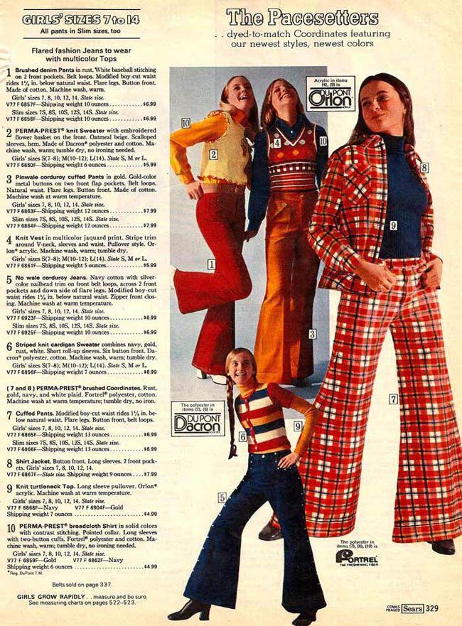 LILEKS (James) :: 70s :: Sears catalog 1973 PLAIDS OMG ...
