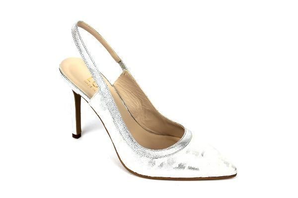 91048df231 Lodi: Velez Silver - Shoe Style International | Bridesmaid | Silver ...