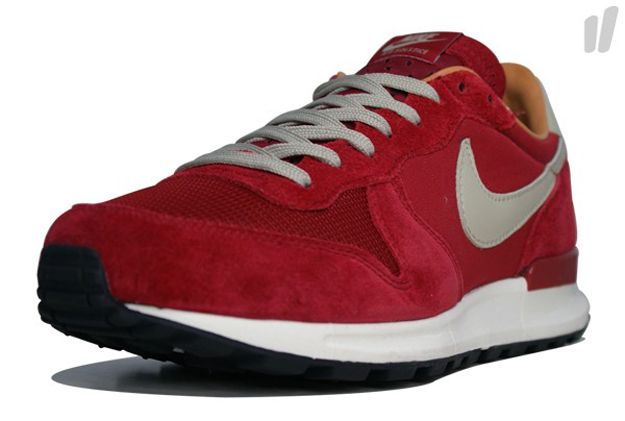detailed pictures 8504a ce1a4 Nike Air Solstice  Storm Red Sandtrap Sail