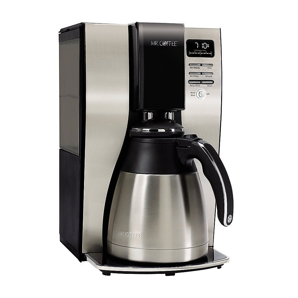 Mr. Coffee Thermal Coffeemaker in 2020 Thermal coffee