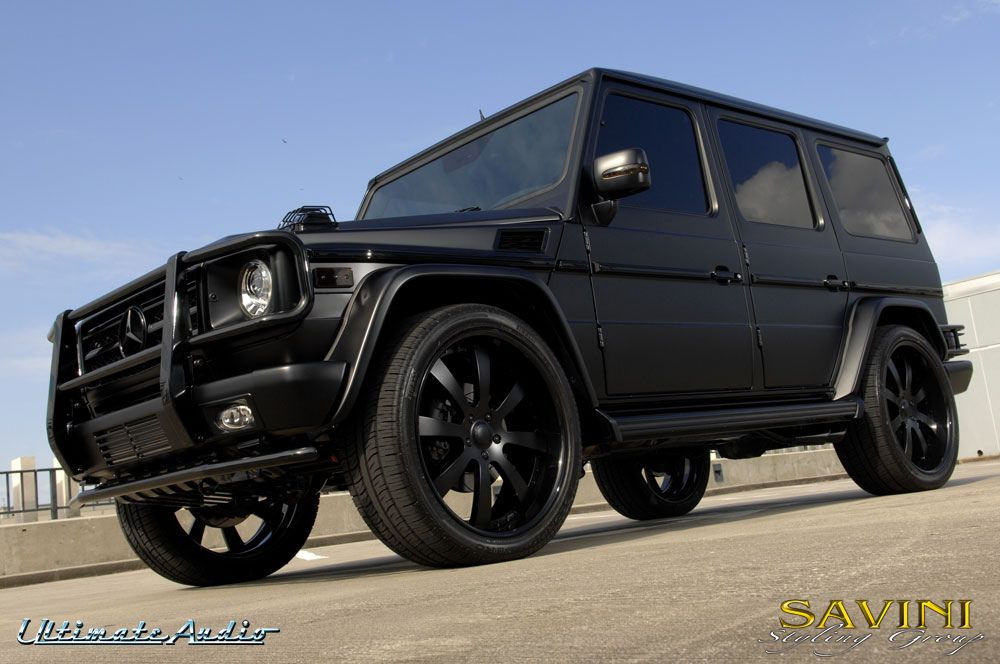 Sexy Matte Black G Wagon Why Does My Taste Have To Be Sooo