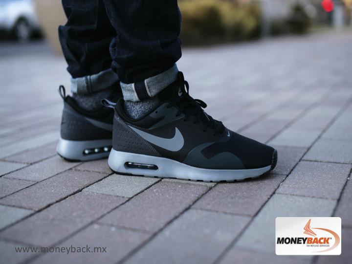 sale retailer 3ab04 aa924 El nuevo modelo Nike Air Max Tavas para hombre es un zapato para correr  ligero y