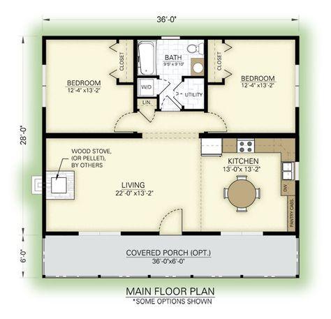 147 Excellent Modern House Plan Designs Free Download Https Www Futuristarchitecture Com 4516 Modern Ho House Construction Plan House Plans Modern House Plan