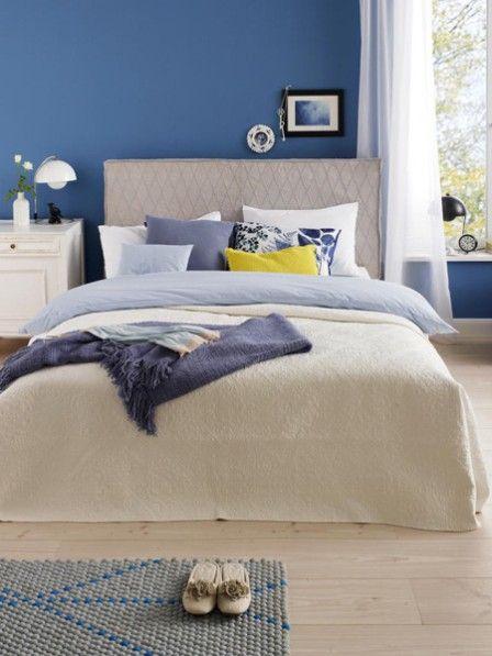 anleitung f r eine gepolsterte betthusse m bel umgestaltung pinterest polster bett und m bel. Black Bedroom Furniture Sets. Home Design Ideas