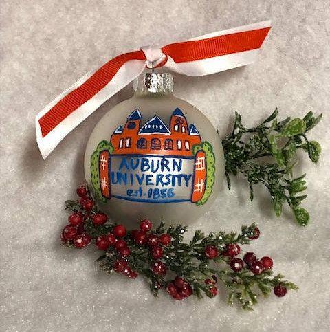 Auburn Christmas Ornaments - Auburn Christmas Ornaments Christmas Pinterest Auburn
