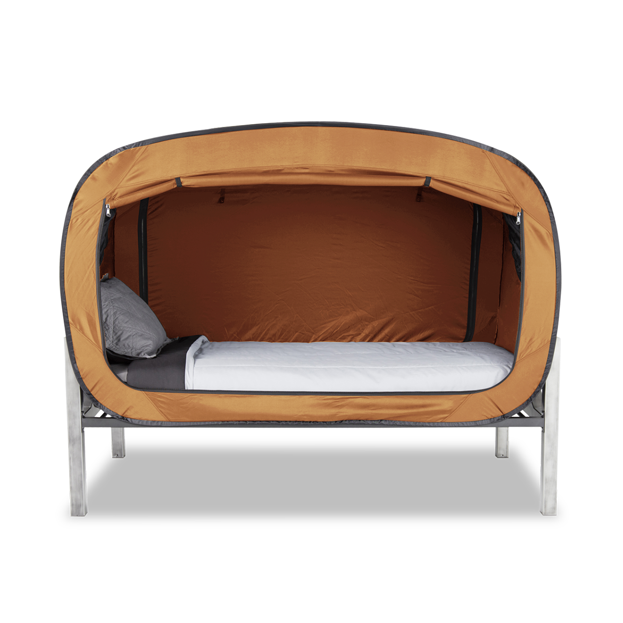 The Bed Tent (With images) Bed tent, Camping bed, Tent