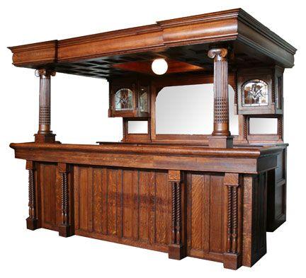Antique Back Bars, Antique Fireplace Mantels & Gothic Furniture | Wooden  Nickel Antiques Cincinnati, - Antique Back Bars, Antique Fireplace Mantels & Gothic Furniture