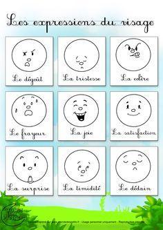 apprendre à dessiner les expressions