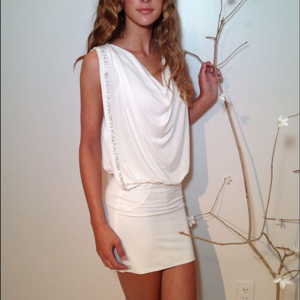 Mini dress with rhinestone detail new mini dresses minis and