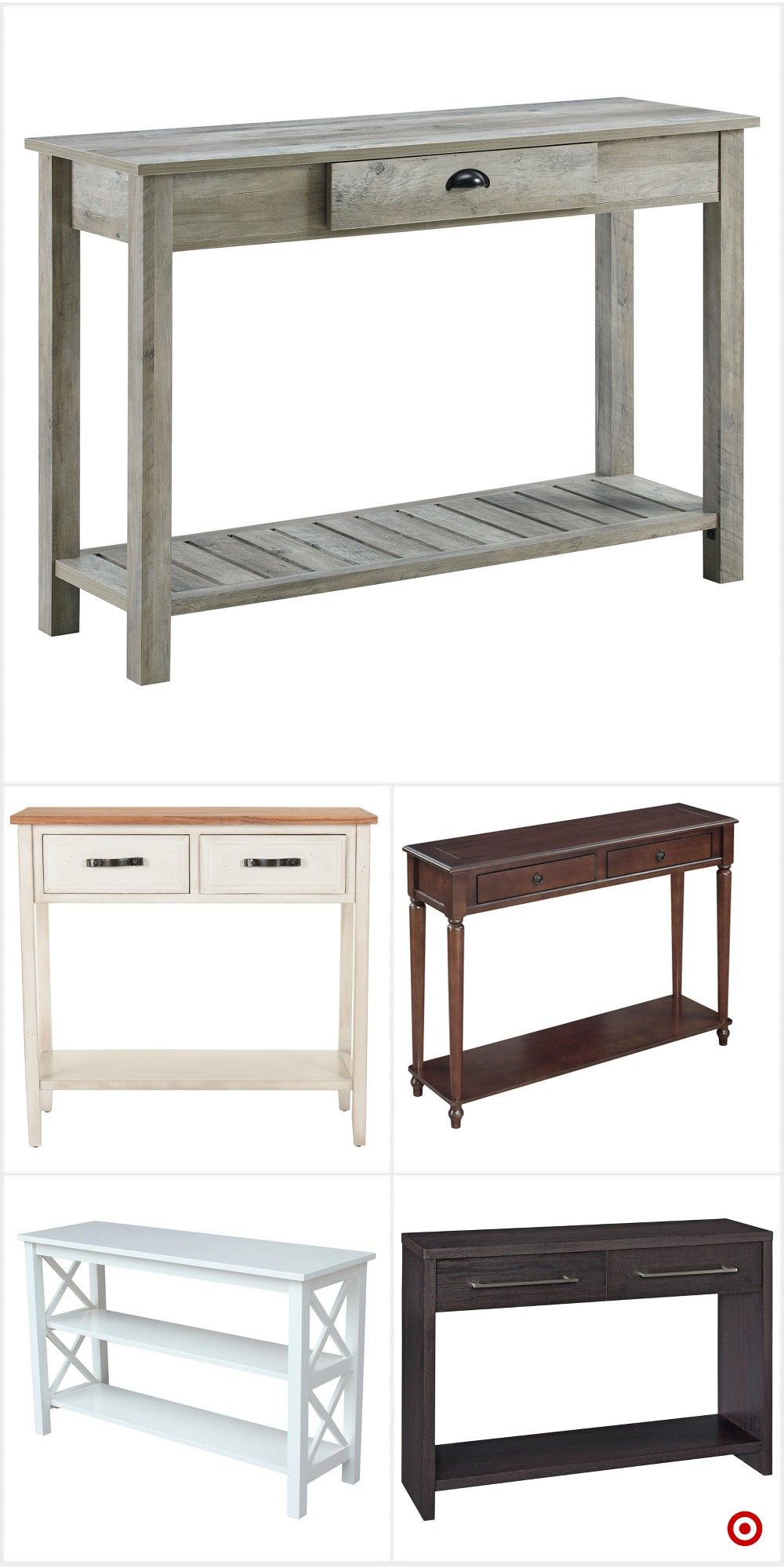Shop Target For Sofa Table You Will Love At Great Low Prices Free Shipping On Orders Of 35 Or Free Same Day Pick Up In Store Home Decor Furniture Home