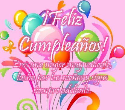 7a366c1c3 Imágenes de feliz cumpleaños para mujeres