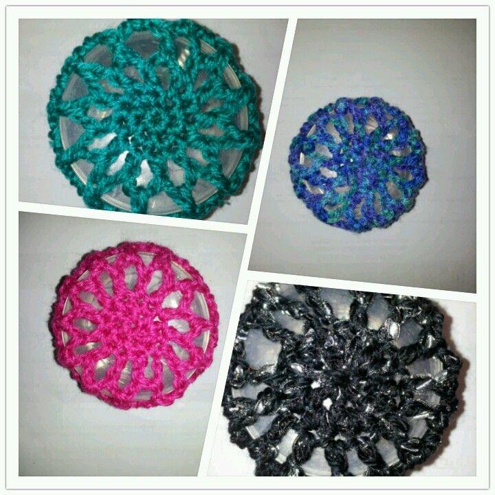 Accesorios Cubre Cabello Dance Gear Crochet Para Bun POkiZuwXT