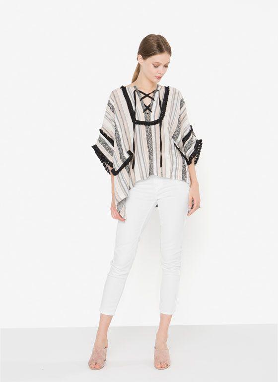 Camisas y blusas de mujer - Uterqüe España