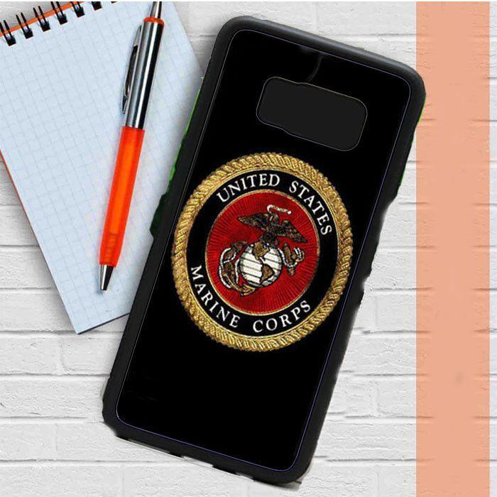 United States Marine Corps Samsung Galaxy S8 Plus Case Casefreed