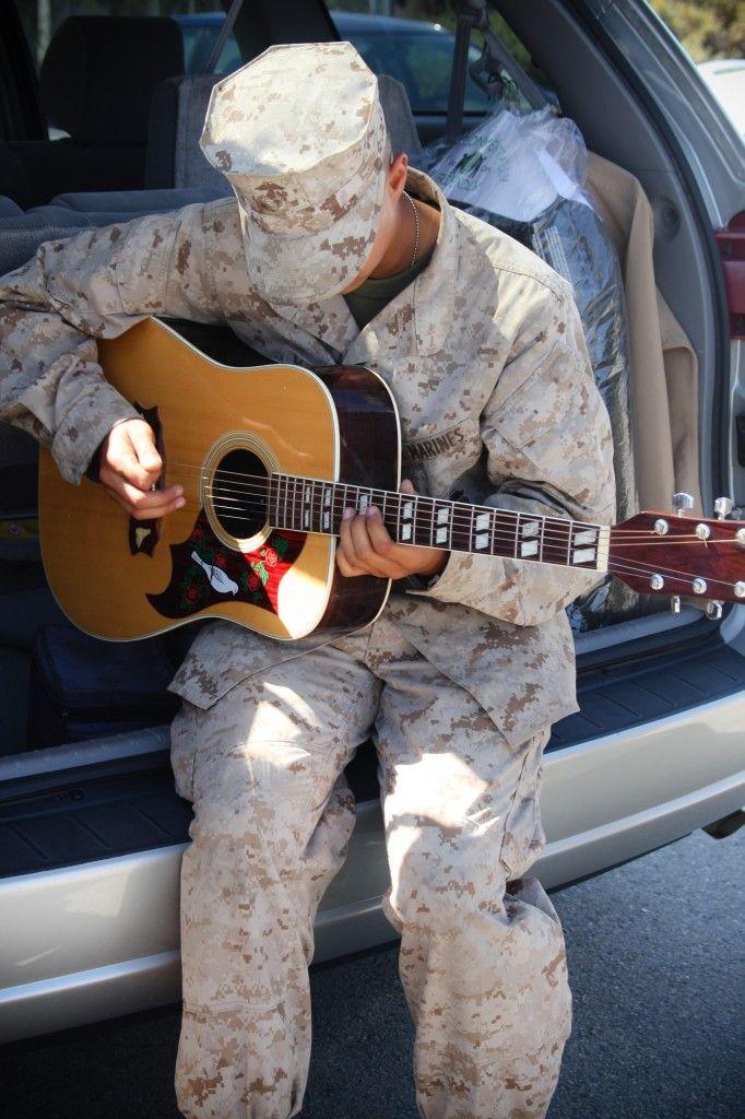 A Simple Request #usmc #marines