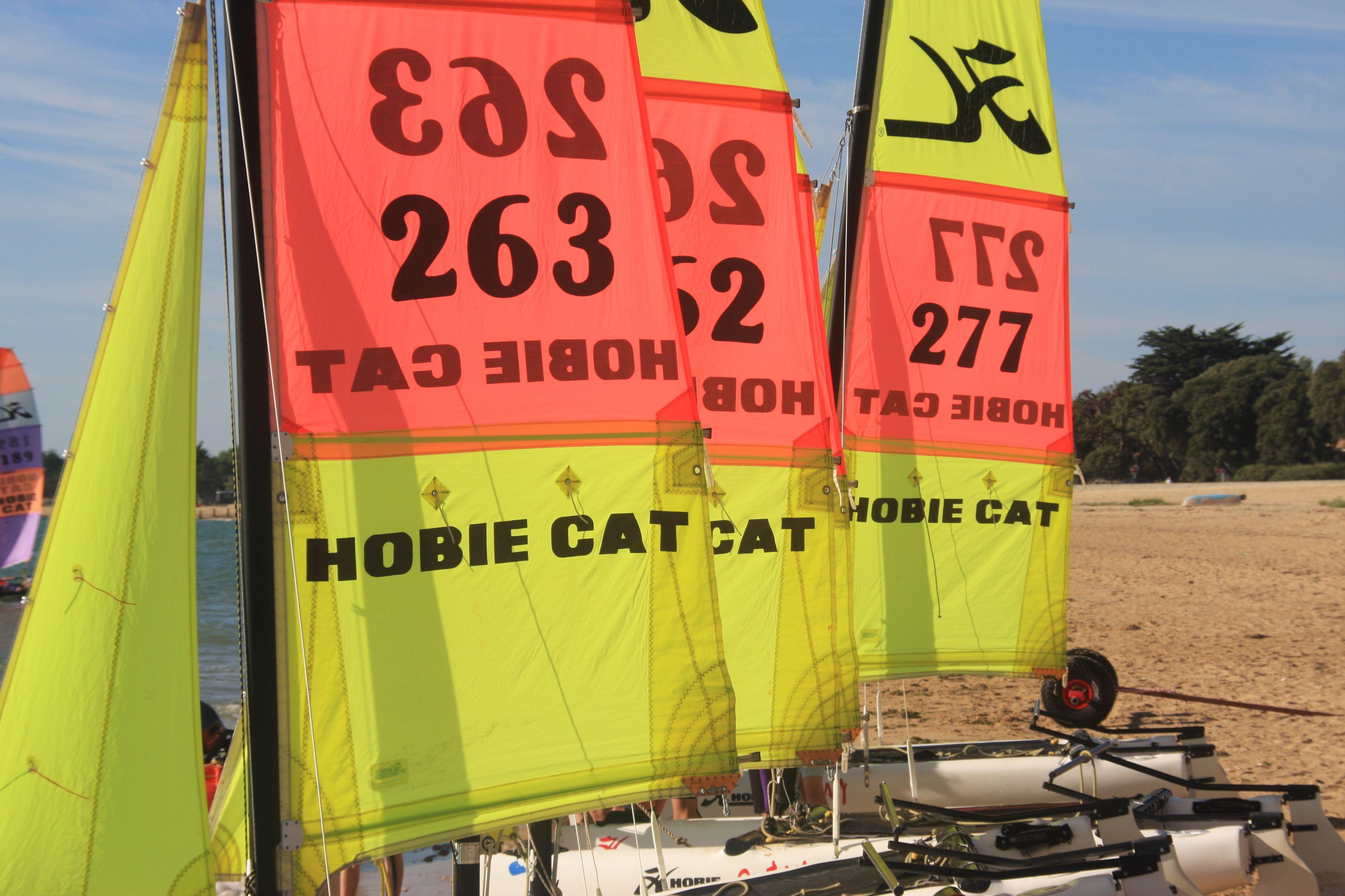 Hobie Cat Ecole De Voile Fort St Pierre Noirmoutier Ile De Noirmoutier Noirmoutier Ecole De Voile