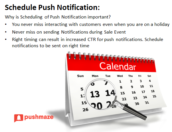 Scheduled Your Push Notifications Digitalmarketing Technology Software Bloggersuk Marketing Pushnoti Web Push Web Push Notifications Push Notifications