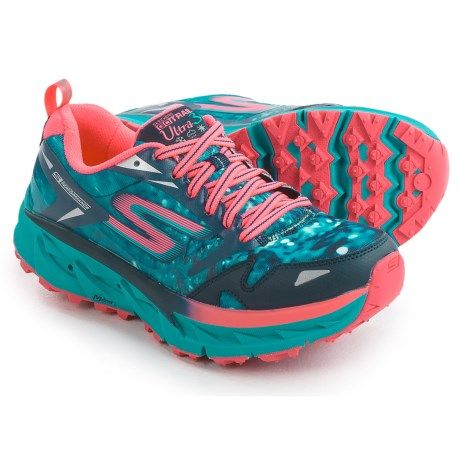 adherirse Relación mantener  Skechers GOTrail Ultra 3 Climate Series Trail Running Shoes (For Women) |  Womens running shoes, Skechers, Women shoes