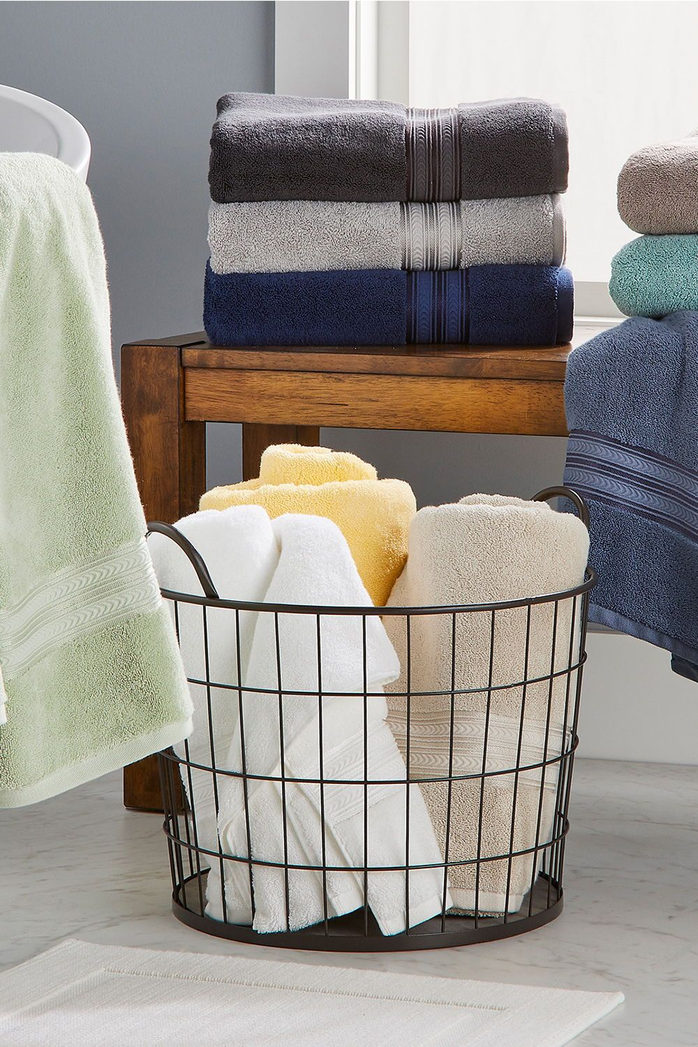 Home In 2020 With Images Plush Bath Towel