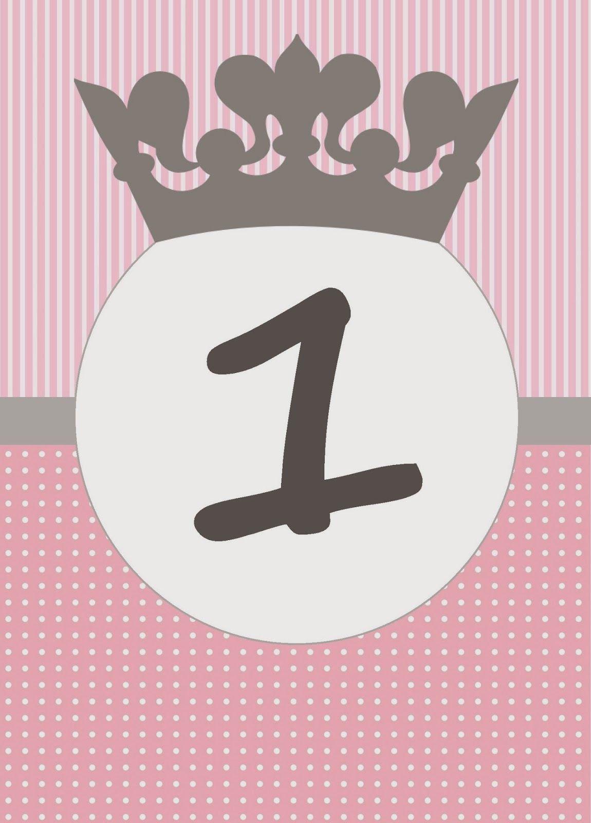 BulutsMom: Prenses Temalı Doğum Günü Banner Harfleri | printables ...