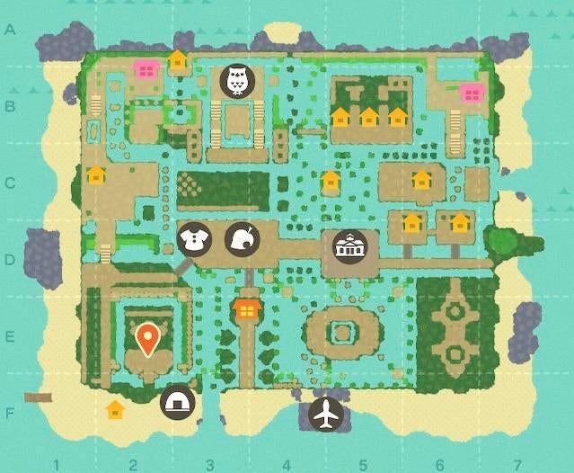 My water themed island : AnimalCrossing in 2020 | Animal ...