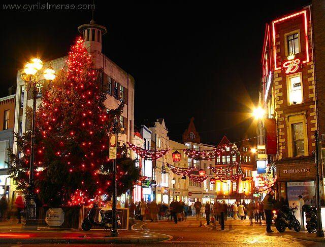Christmas In Dublin Ireland.Christmas In Dublin Ireland Road Trip Christmas In