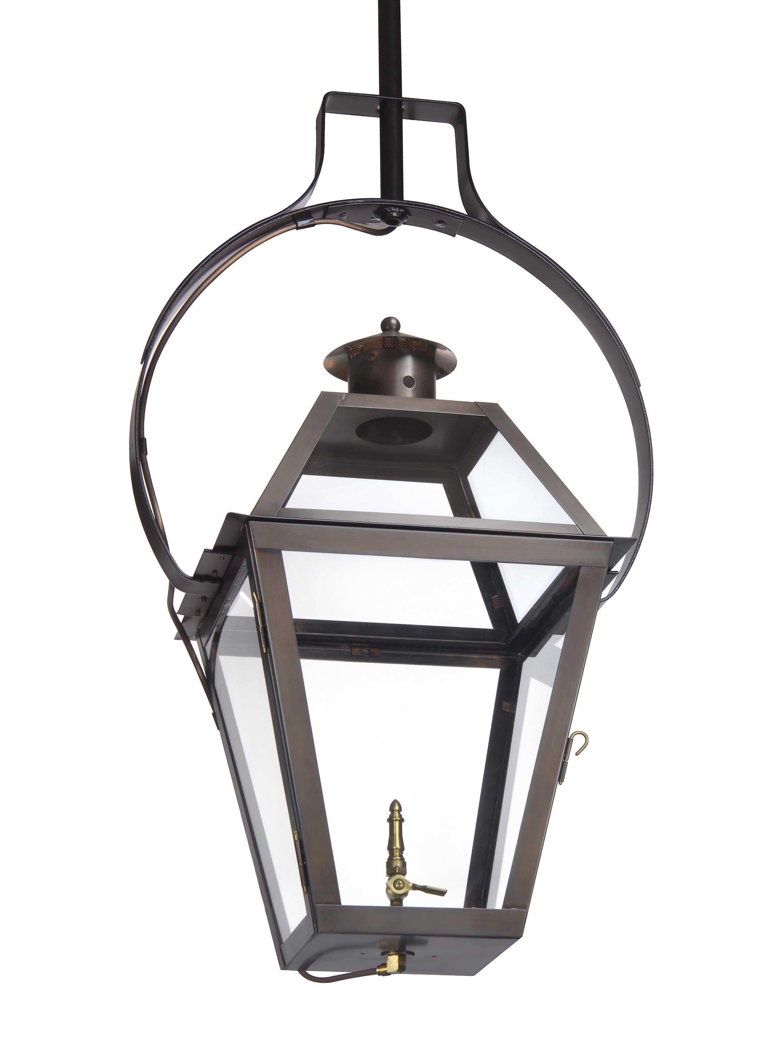 Outdoor Gas Light