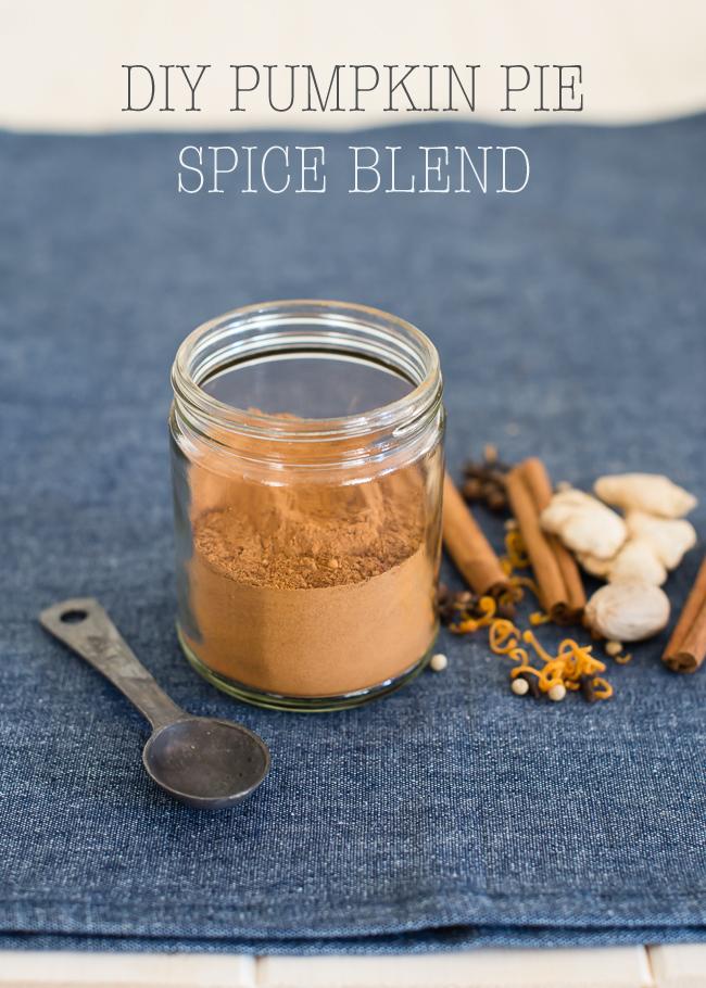 DIY Homemade Pumpkin Pie Spice Blend (Kicked Up a Notch