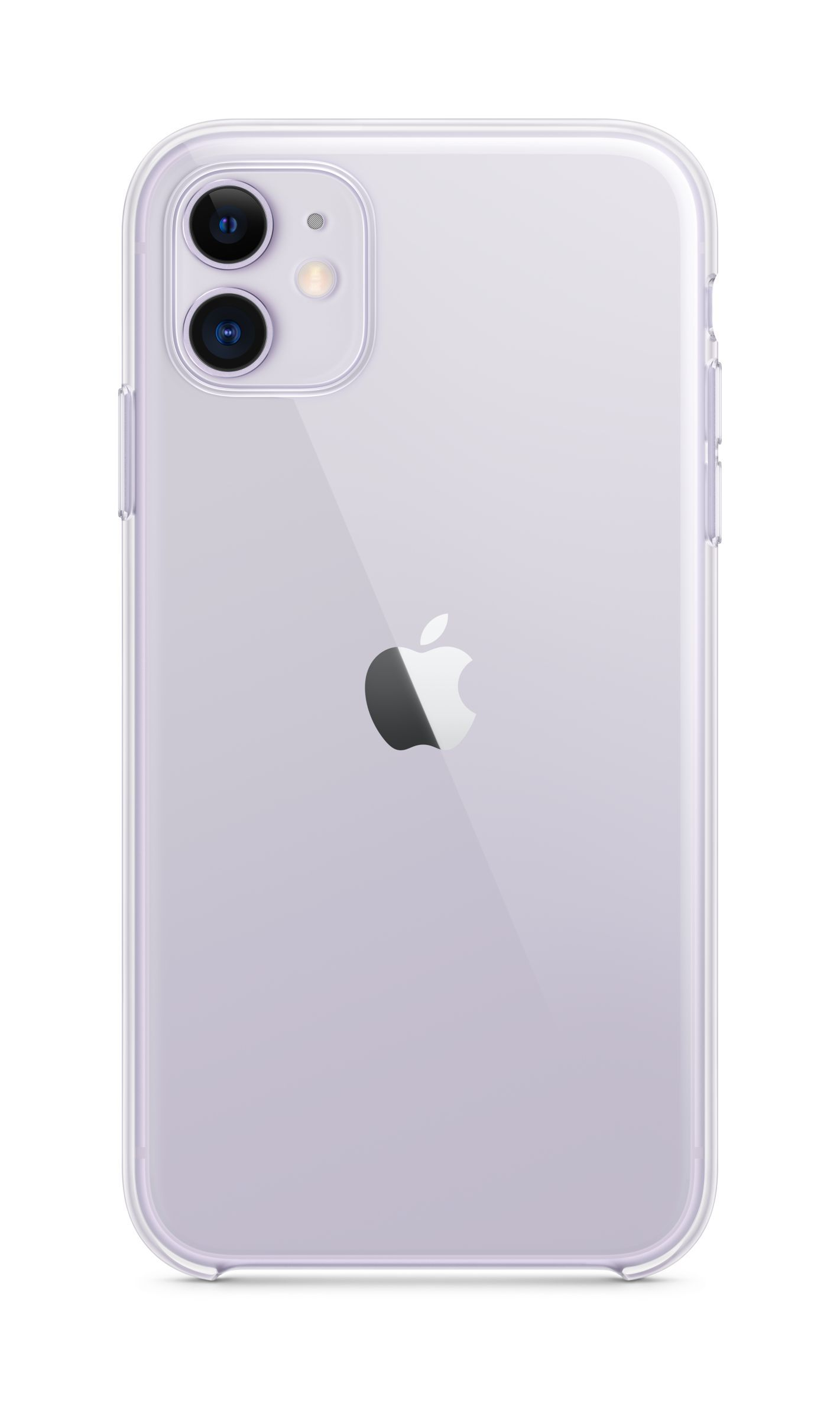 Apple iPhone 11 Clear Case (2019)