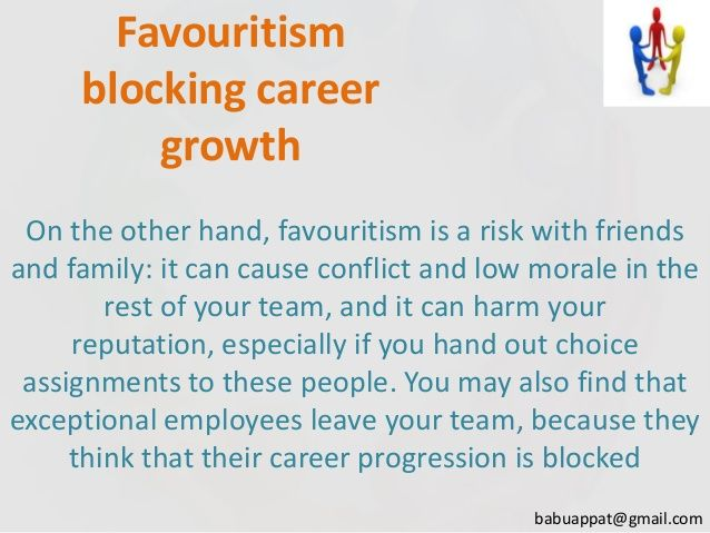 Favoritism In The Workplace Google Search Leadership Quotes