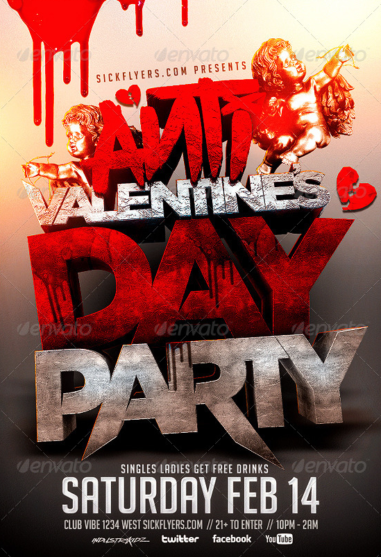 20 Best Valentines Day Flyer Templates | Flyer Templates ...
