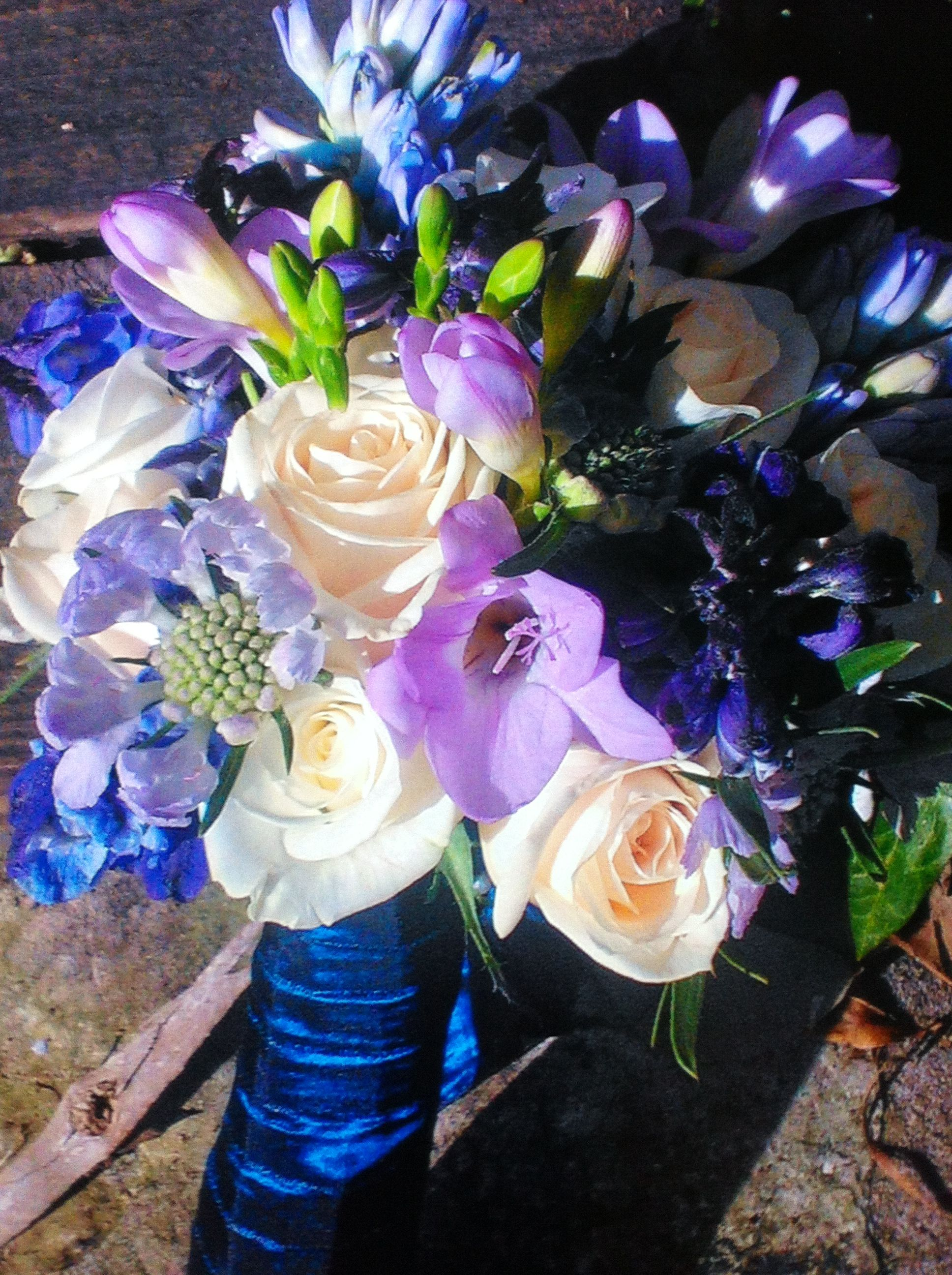 More floral options from Alena Jean