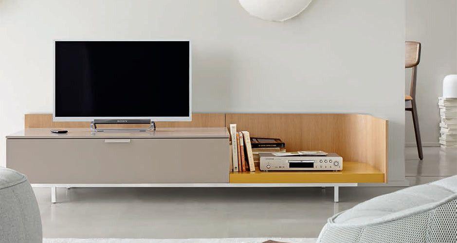Ligne Roset Tv Meubel.Dino By Ligne Roset Modern Storage Linea Inc Modern Furniture