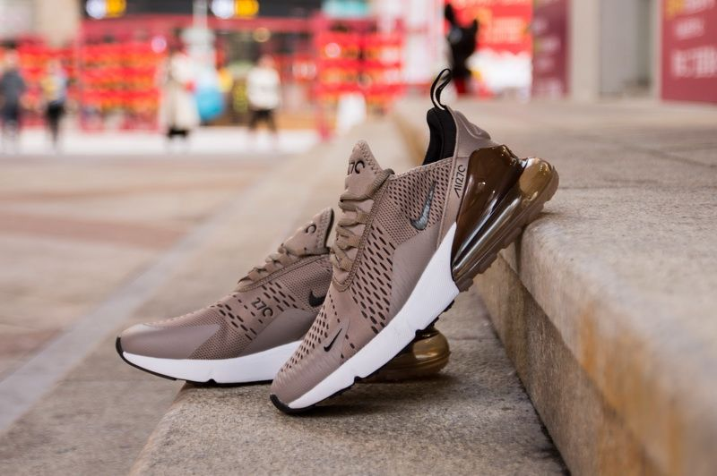 118c909403ee Nike Air Max 270 AH8050-200 Brown Sneaker for Sale-07