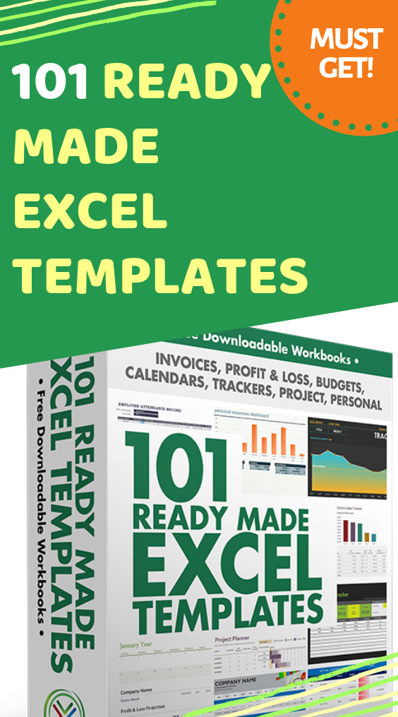 Photo of FREE DOWNLOAD – 101 Ready Made Excel Template