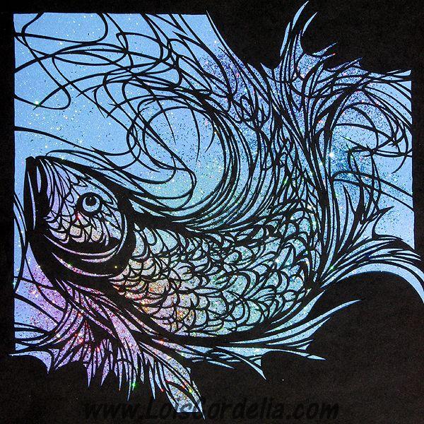 Lois Cordelia Buelow-Osborne - rainbow trout