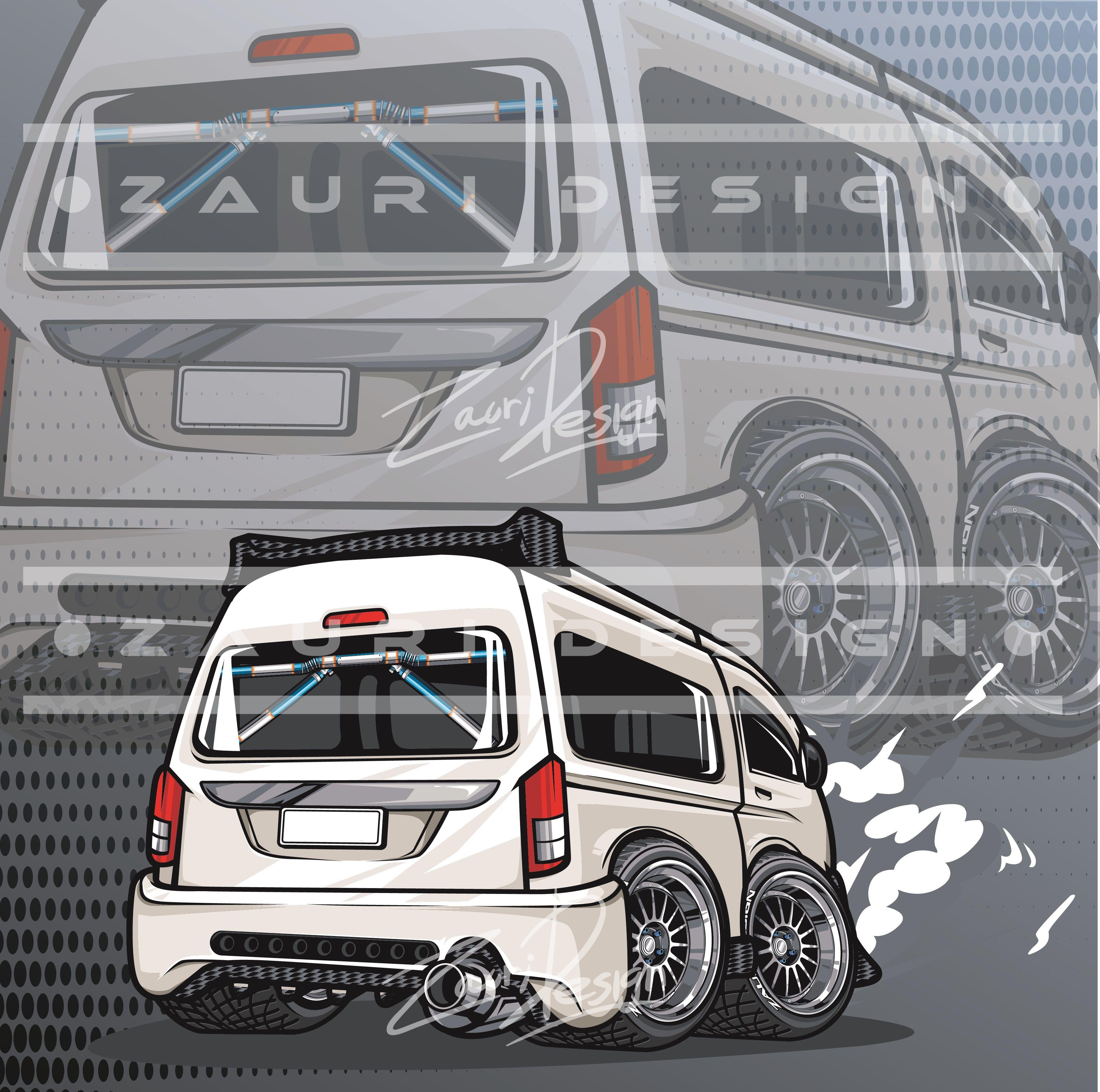 ป กพ นโดย Tum Khobaanthai ใน Zauri Design รถต สต กเกอร ต ดรถ รถแต ง
