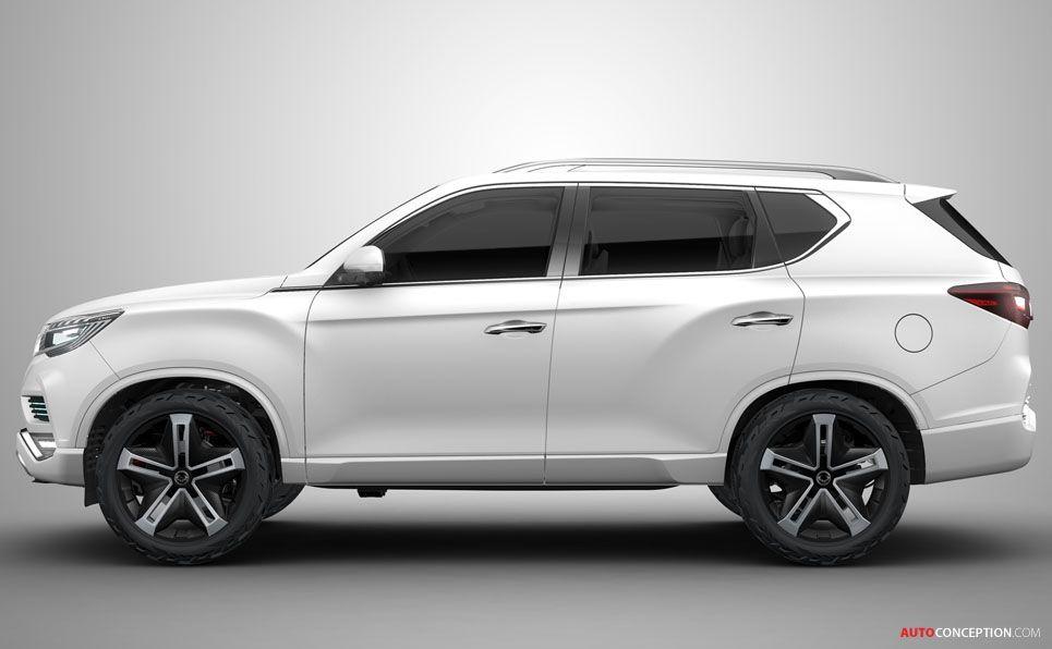 Liv 2 Concept Heralds New Design Language For Ssangyong Autoconception Com Kia Sorento 2020 Kia 2020 Kia Sorento