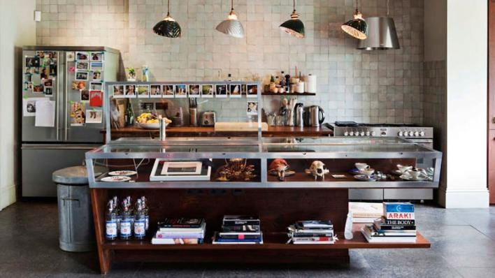 Tips for Open Shelving in Your Kitchen #home #decor #DIY  #spice4life #homeliving #design #house&home #decorating