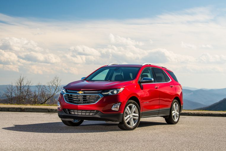 We Re Not Surprised At The Success Of The 2018 Chevy Equinox