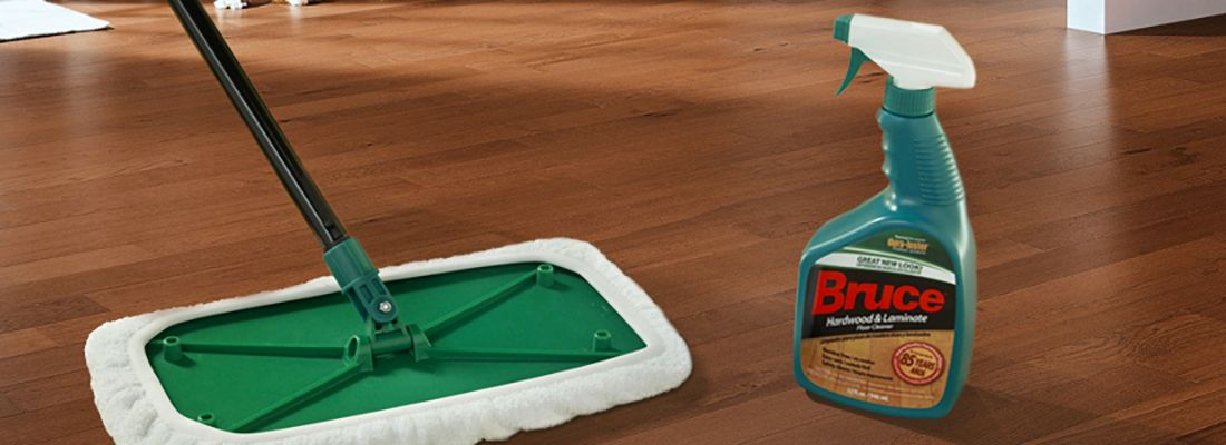 How to Clean and Protect Hardwood Flooring Bruce