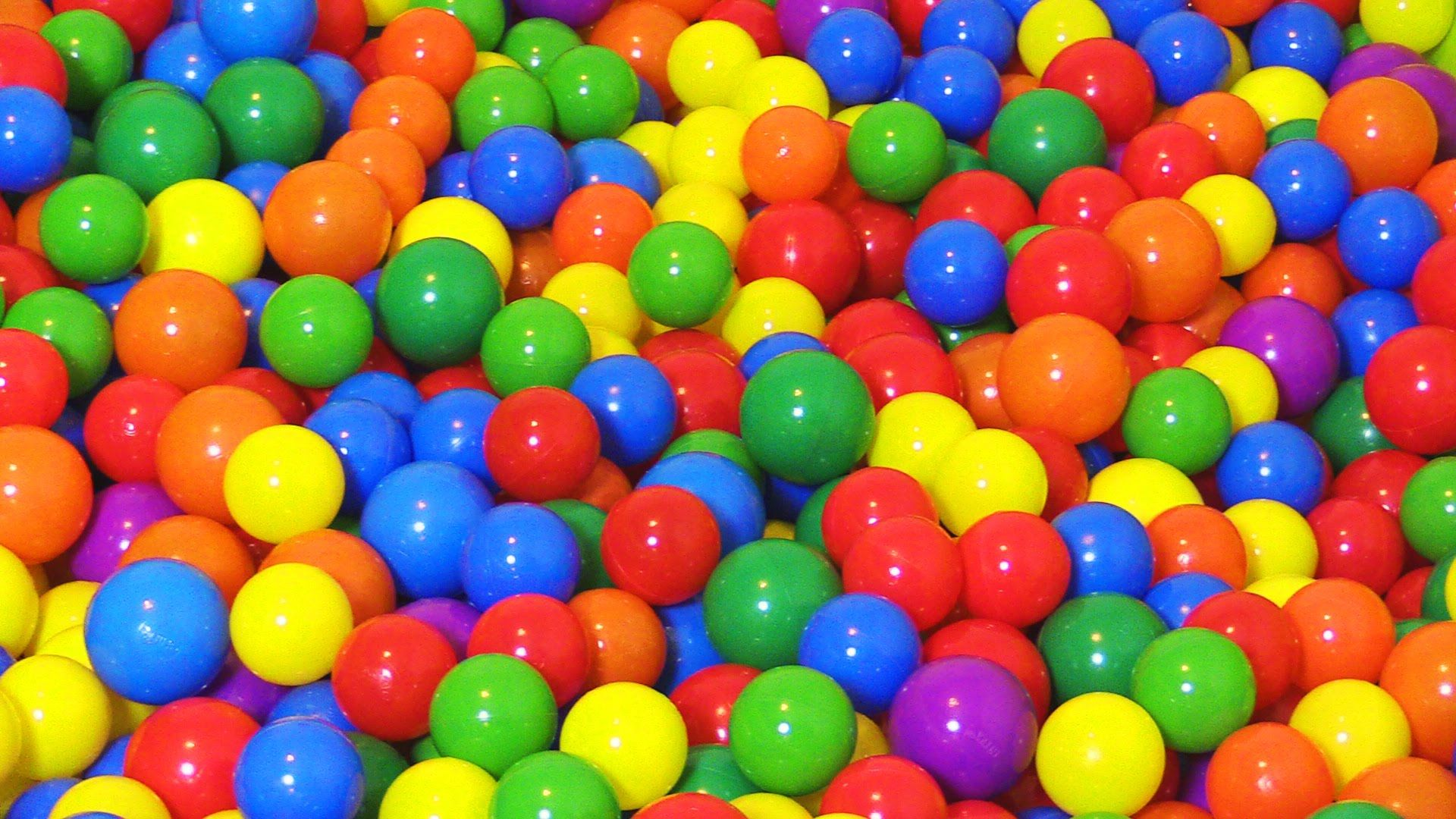 The Ball Pit Show For Learning Colors Children S Educational Video Ball Pit Kids Ball Pit Learning Colors