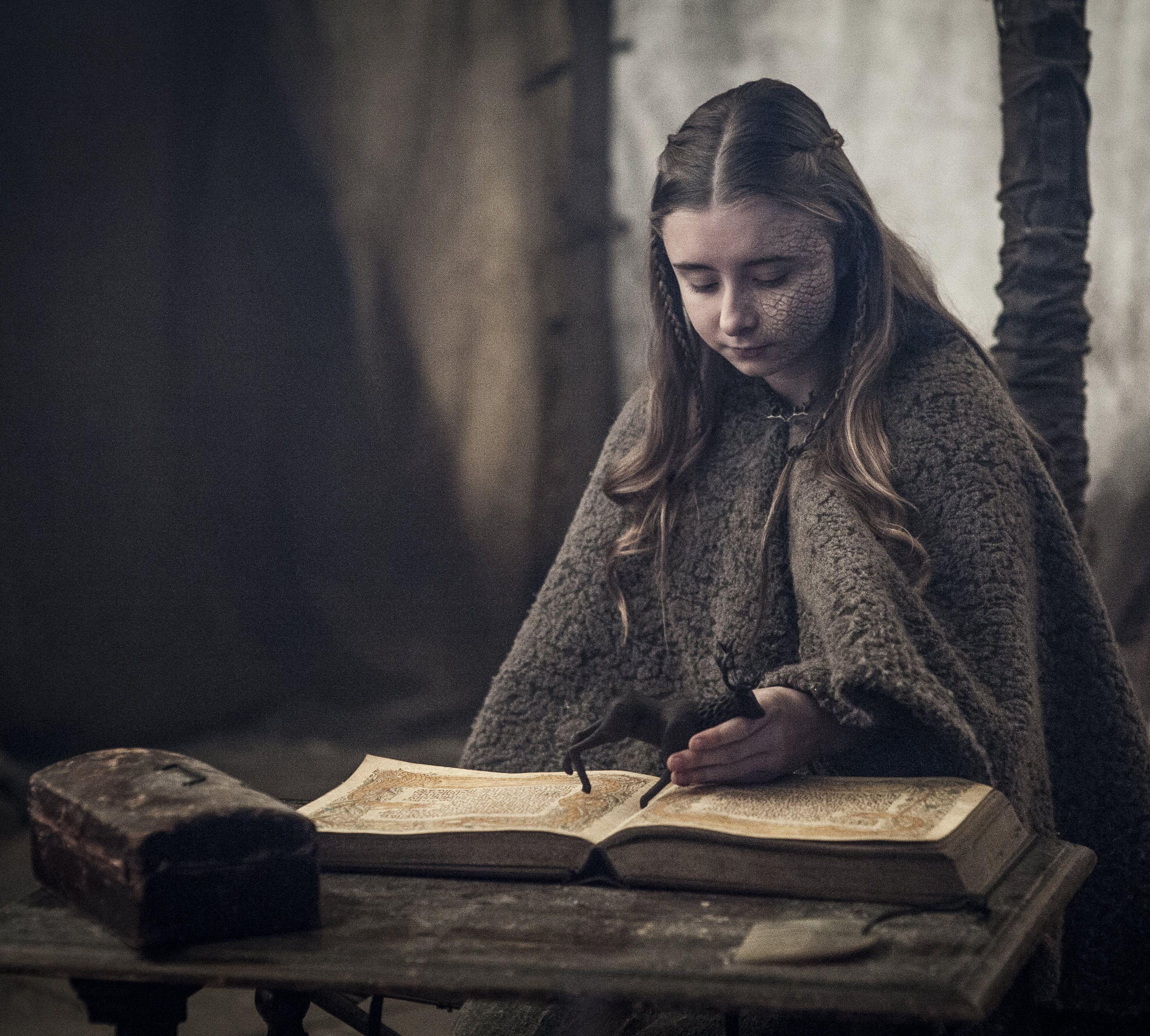 Game Of Thrones Season 5 Episode 9 (Shireen Baratheon