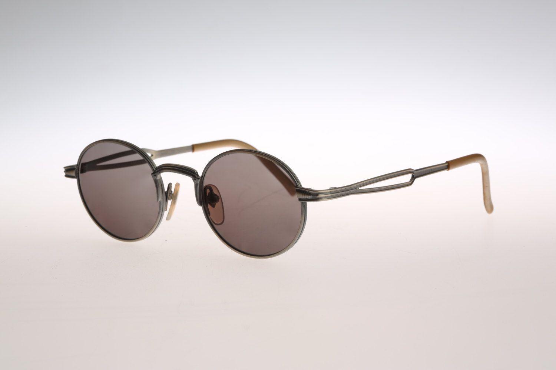 Jean Paul Gaultier 55-7107 Vintage sunglasses NOS  90's designer eyewear