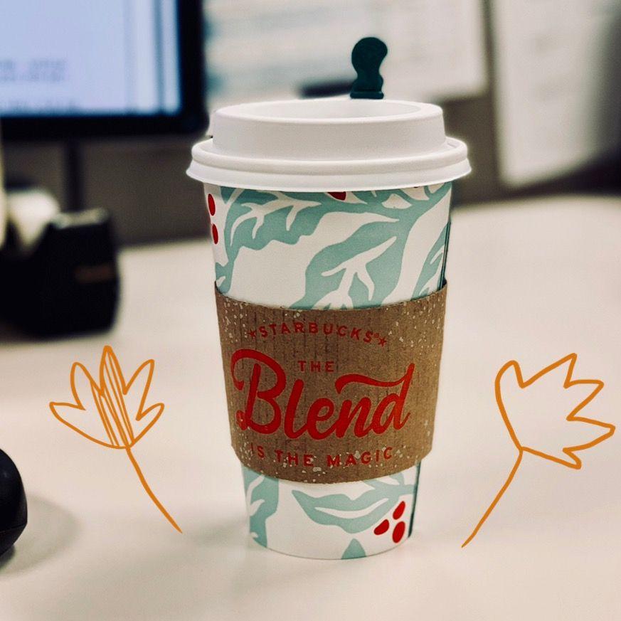 Starbucks Holiday Drinks, Gingerbread